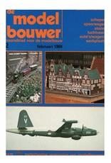 """NVM 95.84.002 Jaargang """"De Modelbouwer"""" Editie : 84.002 (PDF)"""