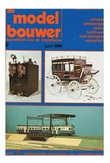 """NVM 95.84.006 Jaargang """"De Modelbouwer"""" Editie : 84.006 (PDF)"""