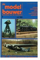 """NVM 95.84.007 Jaargang """"De Modelbouwer"""" Editie : 84.007 (PDF)"""
