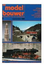 """NVM 95.84.009 Jaargang """"De Modelbouwer"""" Editie : 84.009 (PDF)"""