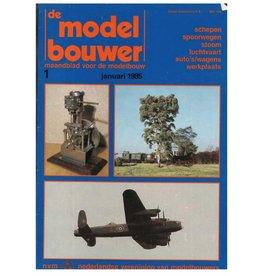 """NVM 95.85.001 Jaargang """"De Modelbouwer"""" Editie : 85.001 (PDF)"""