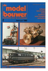 """NVM 95.85.002 Jaargang """"De Modelbouwer"""" Editie : 85.002 (PDF)"""