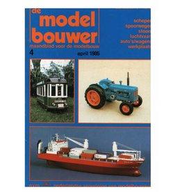 """NVM 95.85.004 Jaargang """"De Modelbouwer"""" Editie : 85.004 (PDF)"""
