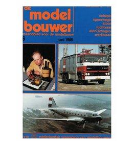 """NVM 95.85.006 Jaargang """"De Modelbouwer"""" Editie : 85.006 (PDF)"""