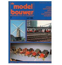 """NVM 95.85.007 Jaargang """"De Modelbouwer"""" Editie : 85.007 (PDF)"""