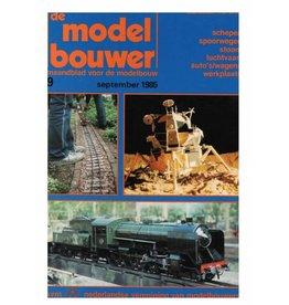 """NVM 95.85.009 Jaargang """"De Modelbouwer"""" Editie : 85.009 (PDF)"""