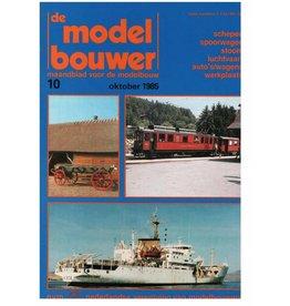 """NVM 95.85.010 Jaargang """"De Modelbouwer"""" Editie : 85.010 (PDF)"""