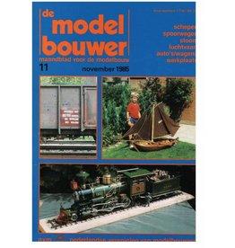 """NVM 95.85.011 Jaargang """"De Modelbouwer"""" Editie : 85.011 (PDF)"""
