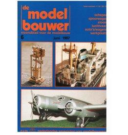 """NVM 95.87.005 Jaargang """"De Modelbouwer"""" Editie : 87.005 (PDF)"""
