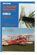 """NVM 95.92.005 Jaargang """"De Modelbouwer"""" Editie : 92.005 (PDF)"""