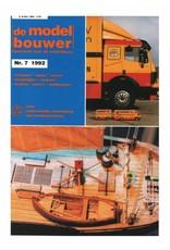 """NVM 95.92.007 Jaargang """"De Modelbouwer"""" Editie : 92.007 (PDF)"""