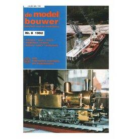 """NVM 95.92.008 Jaargang """"De Modelbouwer"""" Editie : 92.008 (PDF)"""