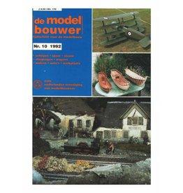 """NVM 95.92.010 Jaargang """"De Modelbouwer"""" Editie : 92.010 (PDF)"""