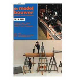 """NVM 95.93.004 Jaargang """"De Modelbouwer"""" Editie : 93.004 (PDF)"""