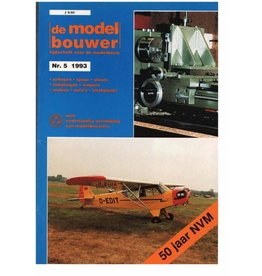 """NVM 95.93.005 Jaargang """"De Modelbouwer"""" Editie : 93.005 (PDF)"""