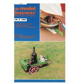 """NVM 95.93.009 Jaargang """"De Modelbouwer"""" Editie : 93.009 (PDF)"""