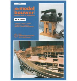 """NVM 95.94.001 Jaargang """"De Modelbouwer"""" Editie : 94.001 (PDF)"""