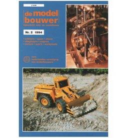 """NVM 95.94.002 Jaargang """"De Modelbouwer"""" Editie : 94.002 (PDF)"""