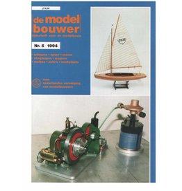 """NVM 95.94.005 Jaargang """"De Modelbouwer"""" Editie : 94.005 (PDF)"""
