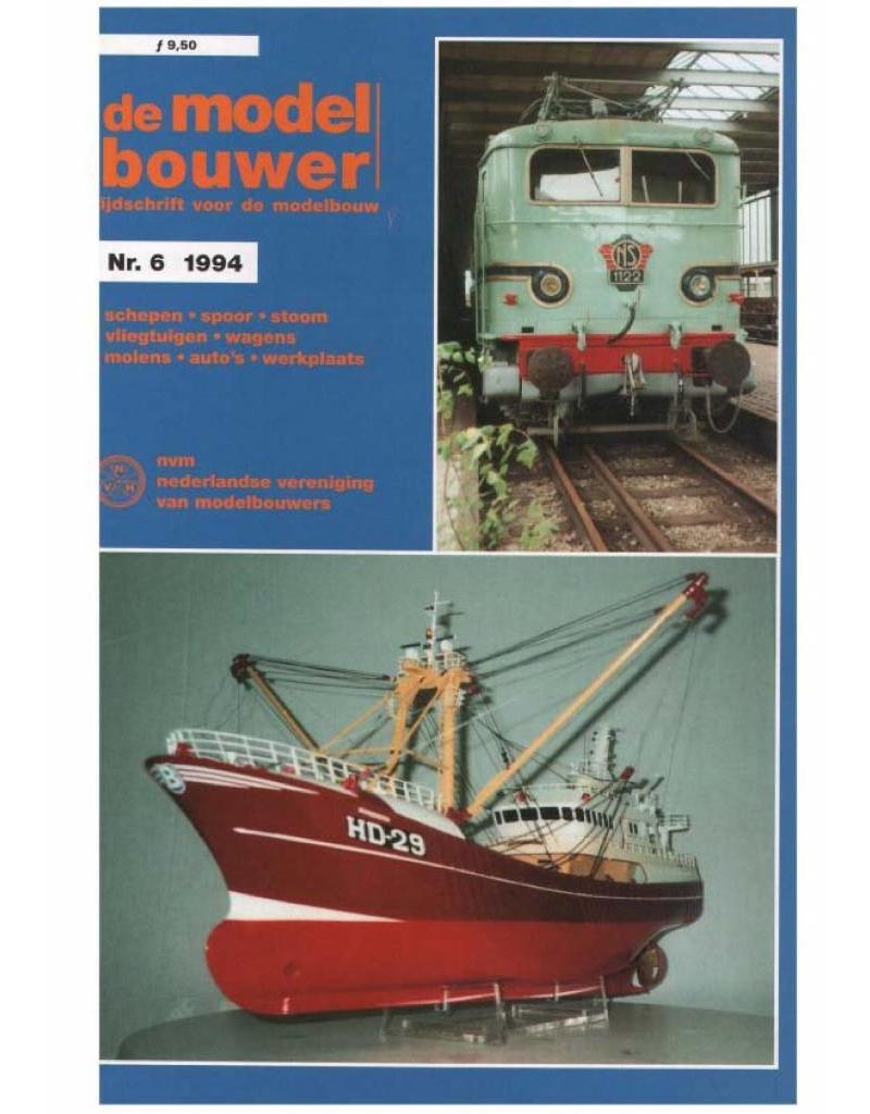 """NVM 95.94.006 Jaargang """"De Modelbouwer"""" Editie : 94.006 (PDF)"""