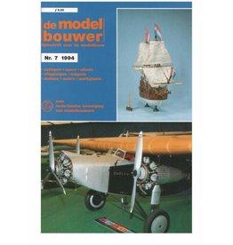 """NVM 95.94.007 Jaargang """"De Modelbouwer"""" Editie : 94.007 (PDF)"""