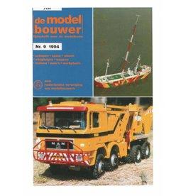 """NVM 95.94.009 Jaargang """"De Modelbouwer"""" Editie : 94.009 (PDF)"""