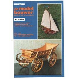 """NVM 95.94.010 Jaargang """"De Modelbouwer"""" Editie : 94.010 (PDF)"""