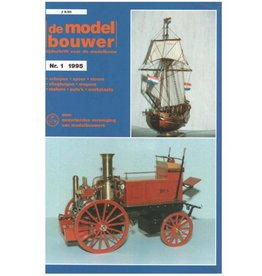 """NVM 95.95.001 Jaargang """"De Modelbouwer"""" Editie : Editie : 001 (PDF)"""