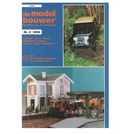 """NVM 95.95.002 Jaargang """"De Modelbouwer"""" Editie : Editie : 002 (PDF)"""