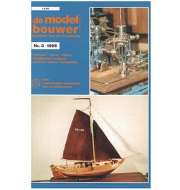 """NVM 95.95.003 Jaargang """"De Modelbouwer"""" Editie : Editie : 003 (PDF)"""