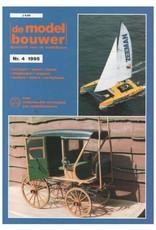 """NVM 95.95.004 Jaargang """"De Modelbouwer"""" Editie : Editie : 004 (PDF)"""