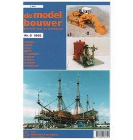 """NVM 95.95.008 Jaargang """"De Modelbouwer"""" Editie : Editie : 008 (PDF)"""
