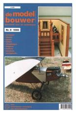 """NVM 95.95.009 Jaargang """"De Modelbouwer"""" Editie : Editie : 009 (PDF)"""