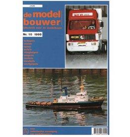 """NVM 95.95.010 Jaargang """"De Modelbouwer"""" Editie : Editie : 010 (PDF)"""