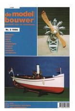 """NVM 95.96.003 Jaargang """"De Modelbouwer"""" Editie : 96.003 (PDF)"""