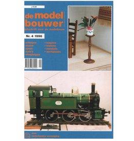"""NVM 95.96.004 Jaargang """"De Modelbouwer"""" Editie : 96.004 (PDF)"""