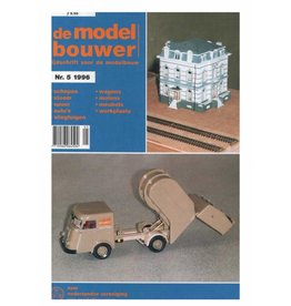 """NVM 95.96.005 Jaargang """"De Modelbouwer"""" Editie : 96.005 (PDF)"""