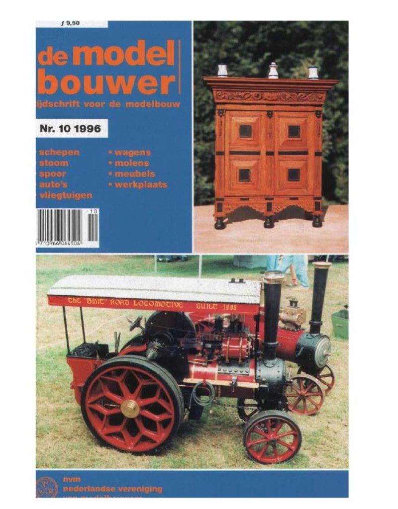 """NVM 95.96.010 Jaargang """"De Modelbouwer"""" Editie : 96.010 (PDF)"""