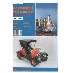 """NVM 95.97.001 Jaargang """"De Modelbouwer"""" Editie : 97.001 (PDF)"""