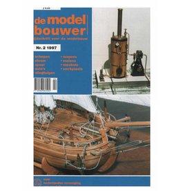 """NVM 95.97.002 Jaargang """"De Modelbouwer"""" Editie : 97.002 (PDF)"""
