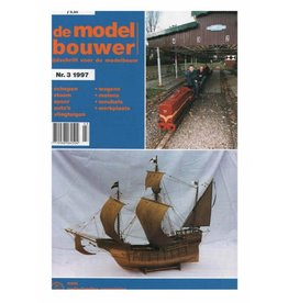 """NVM 95.97.003 Jaargang """"De Modelbouwer"""" Editie : 97.003 (PDF)"""