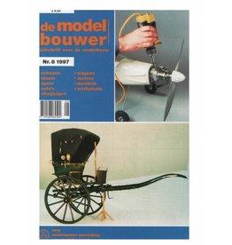 """NVM 95.97.008 Jaargang """"De Modelbouwer"""" Editie : 97.008 (PDF)"""