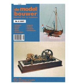 """NVM 95.97.009 Jaargang """"De Modelbouwer"""" Editie : 97.009 (PDF)"""