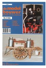 """NVM 95.98.005 Jaargang """"De Modelbouwer"""" Editie : 98.005 (PDF)"""