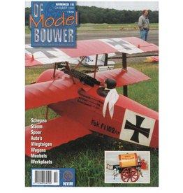 """NVM 95.98.010 Jaargang """"De Modelbouwer"""" Editie : 98.010 (PDF)"""