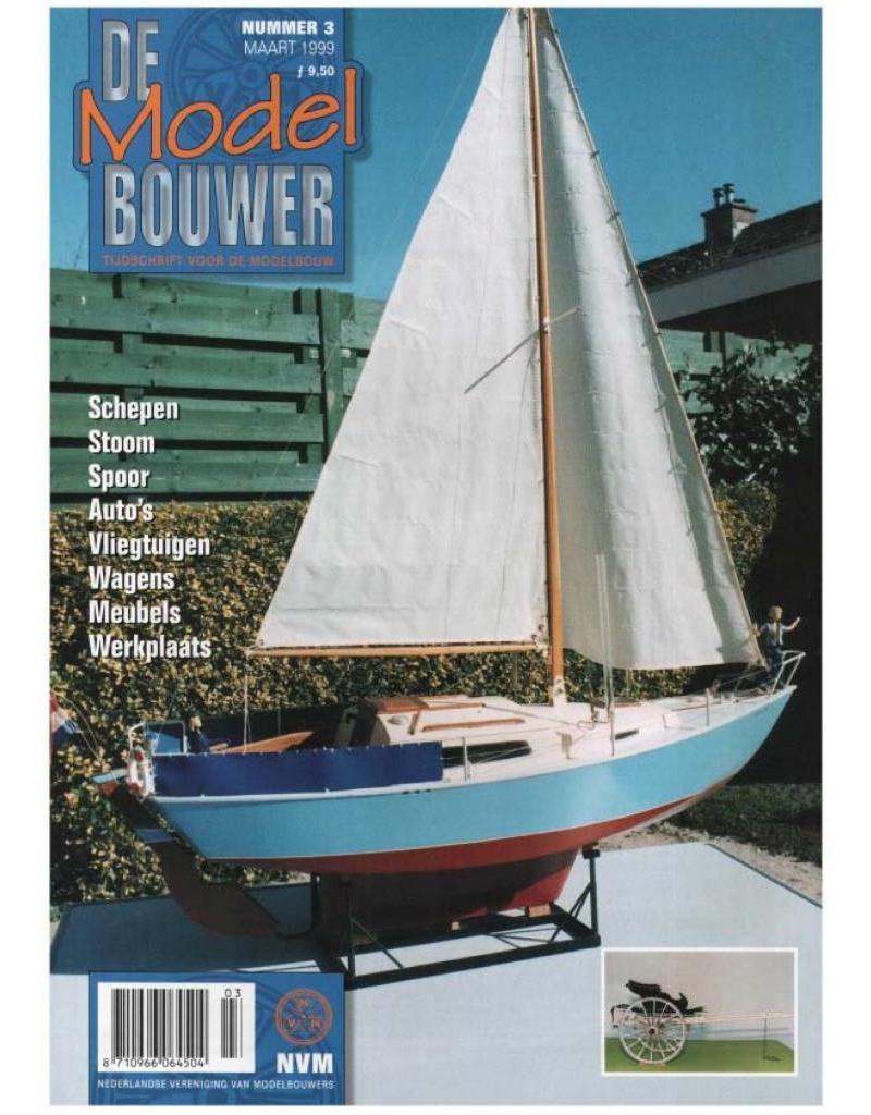 """NVM 95.99.003 Jaargang """"De Modelbouwer"""" Editie : 99.003 (PDF)"""