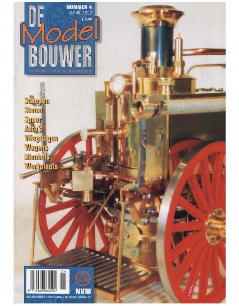"""NVM 95.99.004 Jaargang """"De Modelbouwer"""" Editie : 99.004 (PDF)"""
