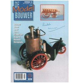 """NVM 95.99.010 Jaargang """"De Modelbouwer"""" Editie : 99.010 (PDF)"""