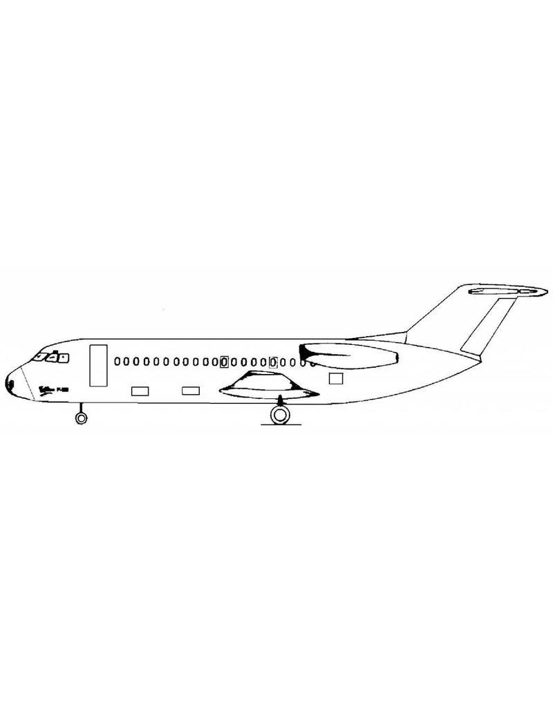 NVM 50.00.003 Fokker F28