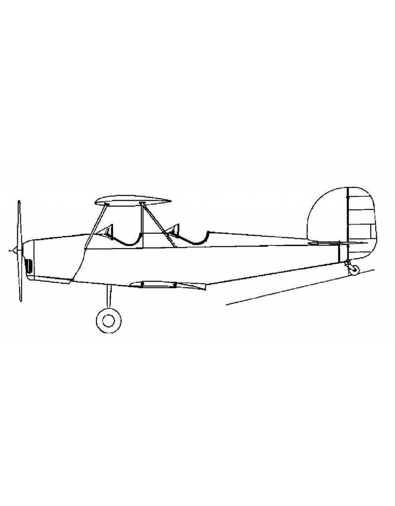NVM 50.00.021 Koolhoven FK46 trainer